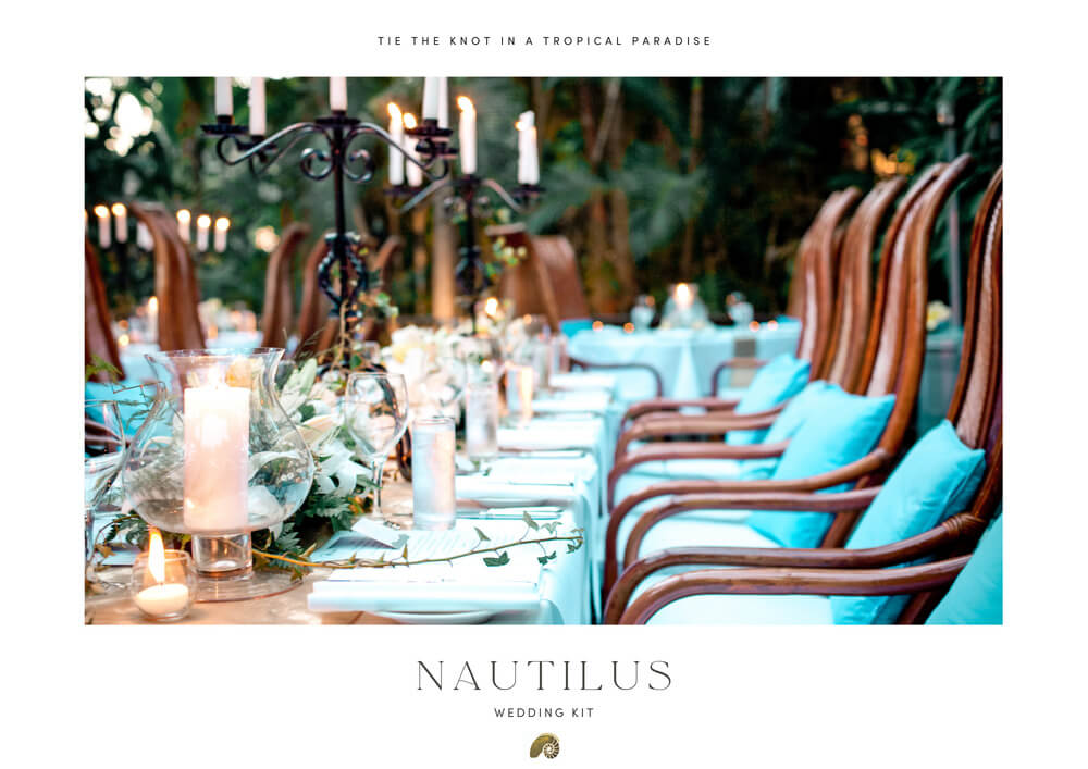 Nautilus Wedding Kit